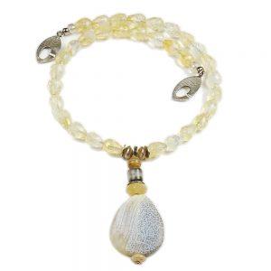 Halskette Citronella von esperlt