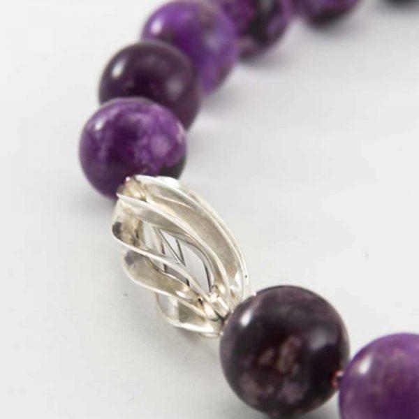 Halskette Lavendel - esperlt - Detail
