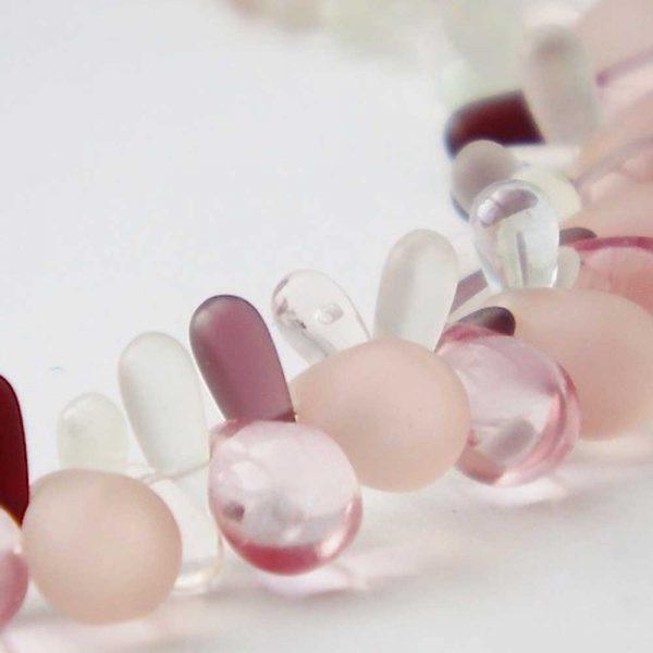 Halskette Tröpfchenweise - esperlt - Detail