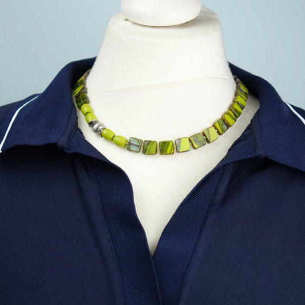 Halskette Limetten von esperlt