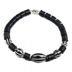 Halskette Zebra von esperlt