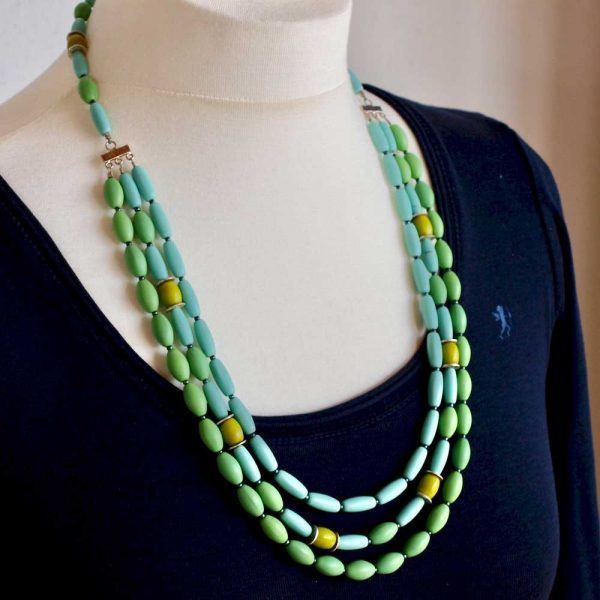 Halskette Karibik - esperlt - Körperbild