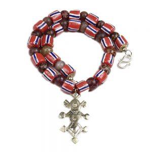 Halskette Afrika von esperlt