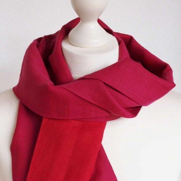 Purpur - Schal von esperlt