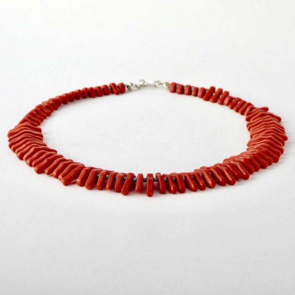 Halskette Koralle von esperlt