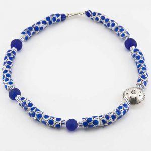 Halskette Blaue Lagune von esperlt
