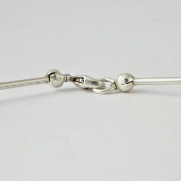 Halskette Würfel von esperlt - Verschluss