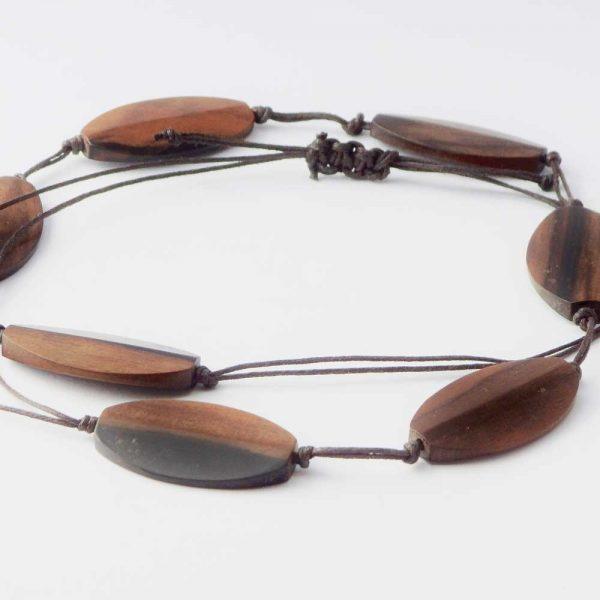 Halskette Blätterwald von esperlt