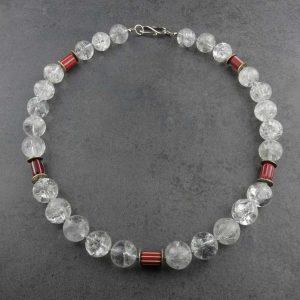 Halskette Alpenglühen von esperlt