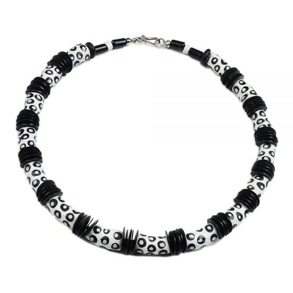 Halskette Dalmatiner von esperlt