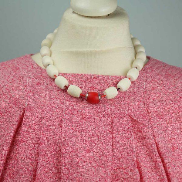 Halskette Der Rote Punkt von esperlt