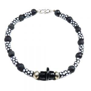 Halskette White Dots von esperlt