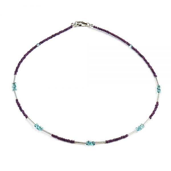 Halskette Feine Linie von esperlt