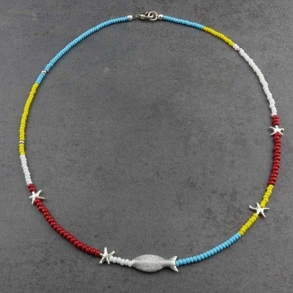 Halskette Sommerfrische von esperlt