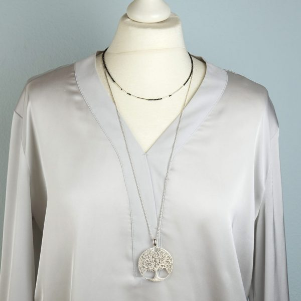 Halskette Spinell von esperlt
